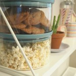 Keeping Biscoff Cookies Fresh With Brabantia