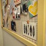 Corners Of My Home // Making a Mesh Memory Board