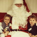 Afternoon Tea With Santa At Wyevale