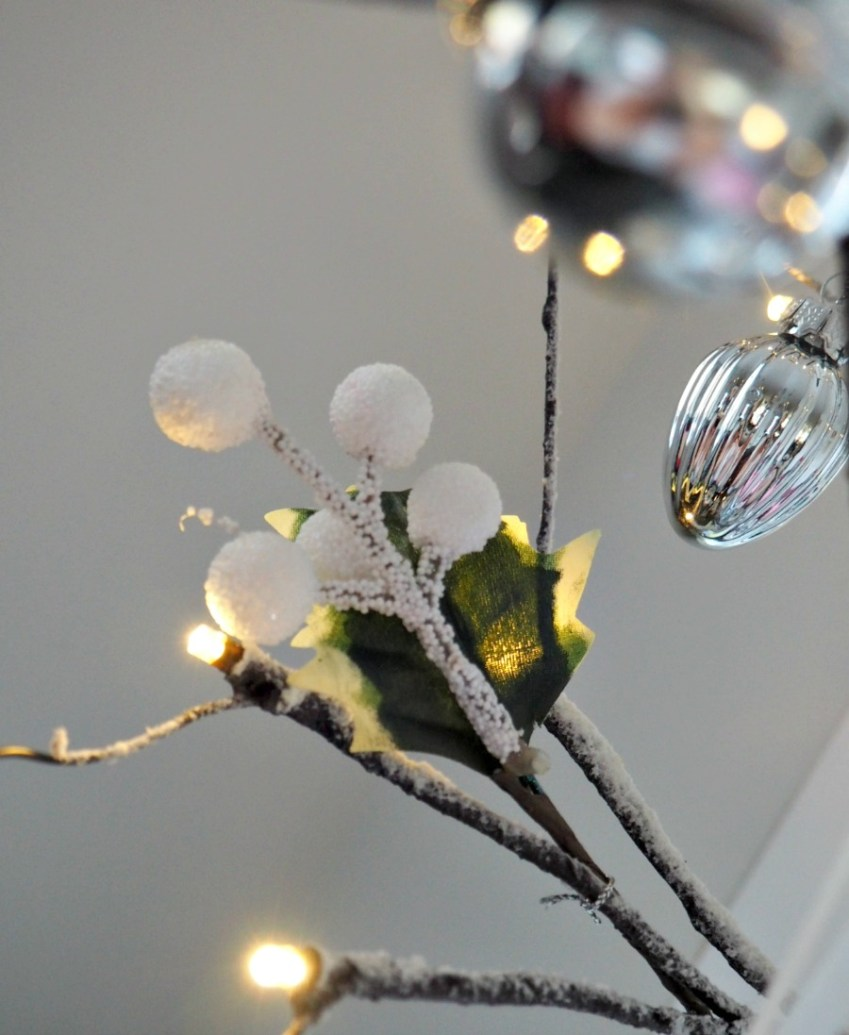 Check out how to style a Christmas room for under £50 with Poundland