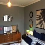 Corners Of My Home // Dark, Vintage Bedroom