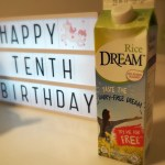 10 Year Blog-iversary Celebration With Rice Dream