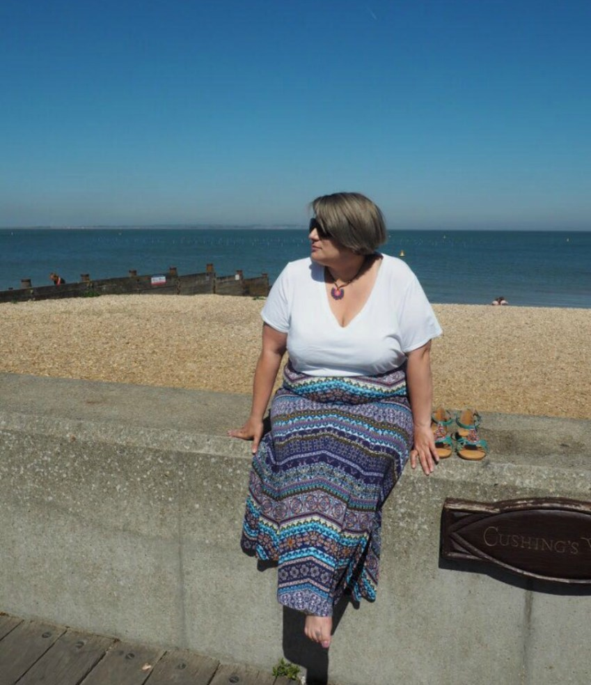 Styling Summer, Plus Size Fashion  with JD Williams at Innocent Charms Chats