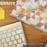 Creative Skill Share // Beginners Blogging Tips