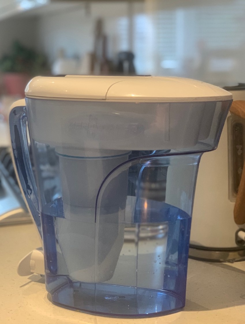 ZeroWater Filtration Jug Review Fro Innocent Charms Chats