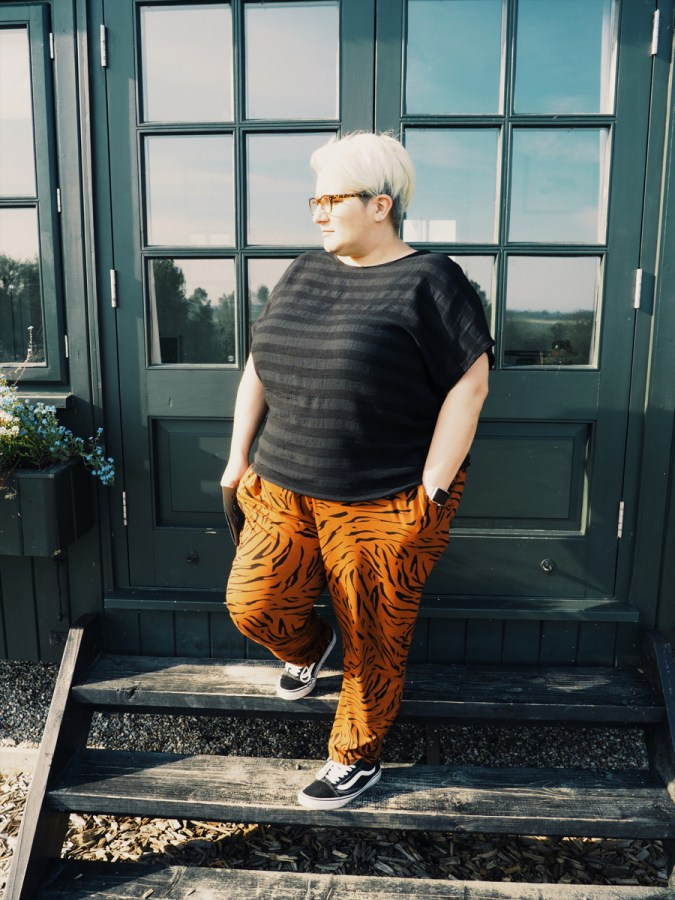 Outfit ideas for Plus Size Mums in the UK from Kara Janelle