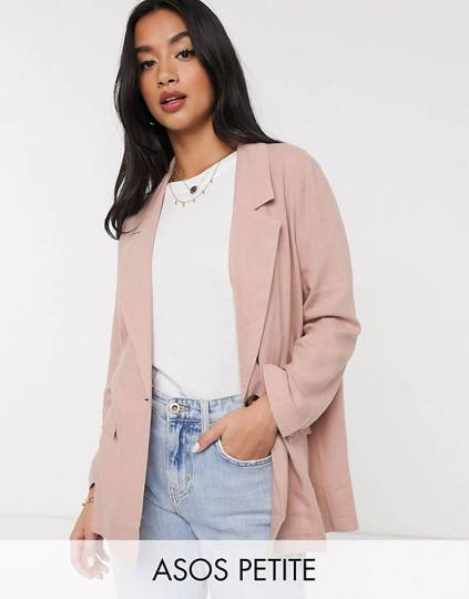 Blush Summer Blazer