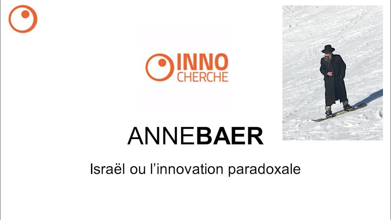 Israël ou l'innovation paradoxale