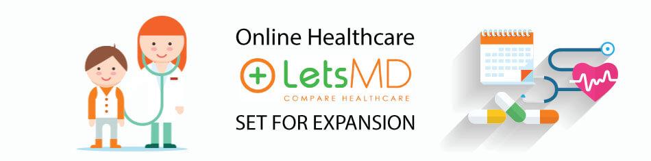 Online Healthcare, Letsmd.com set for expansion