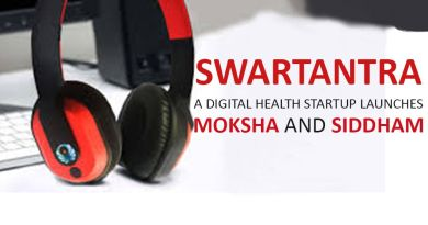 SWARTANTRA, A DIGITAL HEALTH STARTUP LAUNCHES MOKSHA AND SIDDHAM