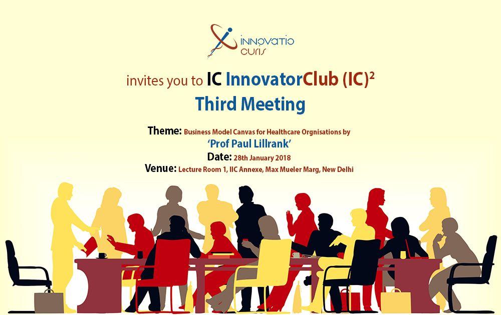 IC InnovatorClub Third Meeting