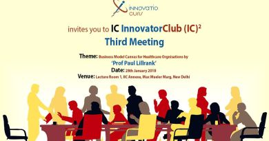 IC InnovatorClub Third Meeting
