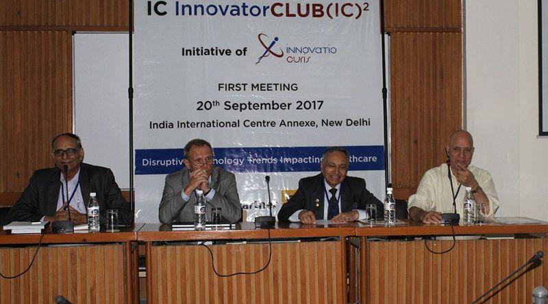 IC Innovator Club first meeting