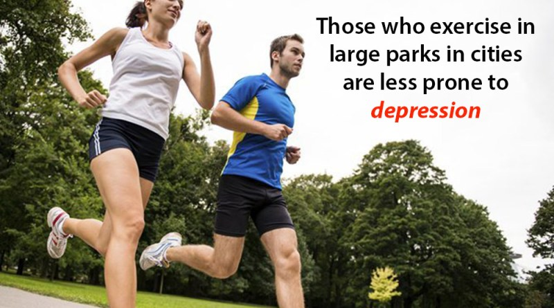 Exercise-in-big-parks-can-reduce-depression
