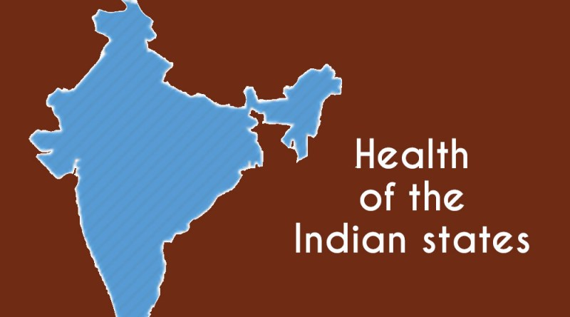 Health-of-indian-states