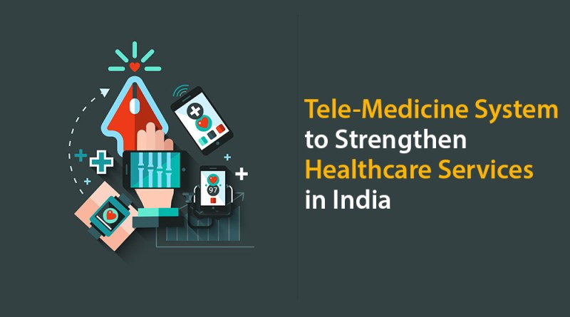 Tele-Medicine-System-to-Strengthen-Healthcare-Services-in-India