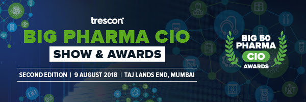BIG Pharma CIO awards - Endorsed event by InnoHEALTH magazine