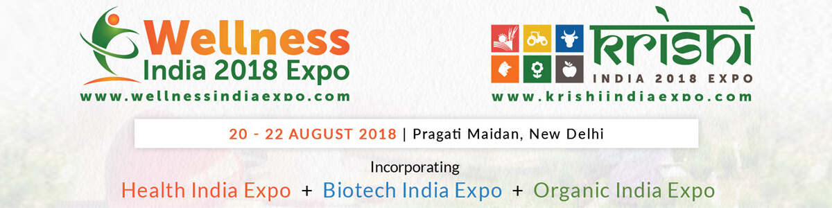 Wellness India Expo - Endorsed event by InnoHEALTH magazine