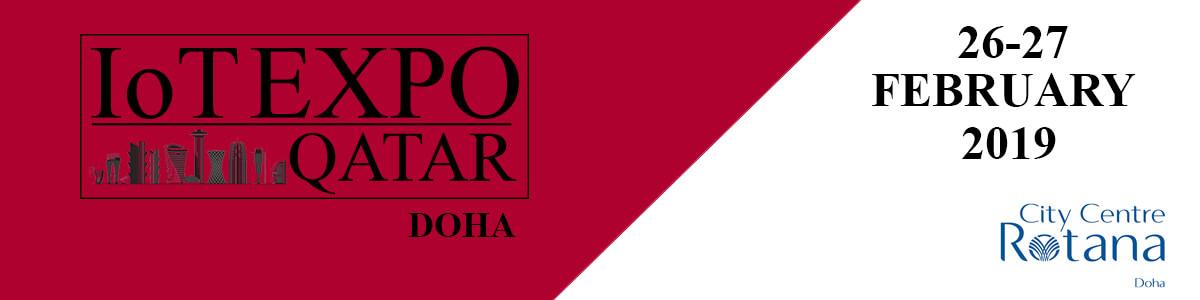 IoT Expo Qatar - Endorsed event by InnoHEALTH magazine
