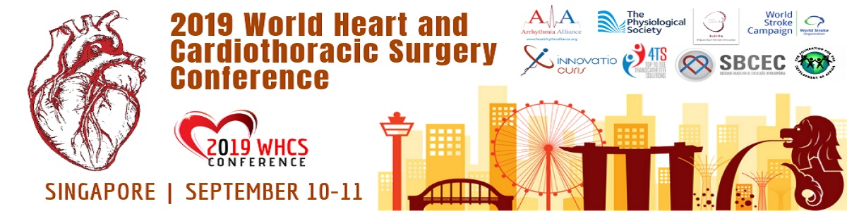 2018 World Heart and Cardiothoracic Conference Singapore
