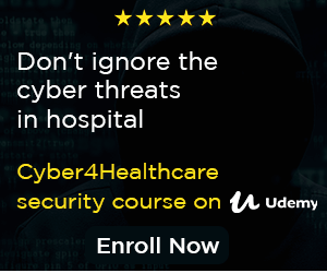 cyber4healthcare online course