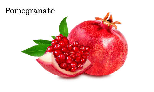 Pomegranate may have heart health benefits by improving your cholesterol profile and protecting LDL (bad) cholesterol from oxidation