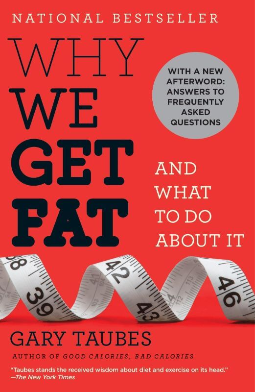 Why we get fat AND what to do about it - Book review