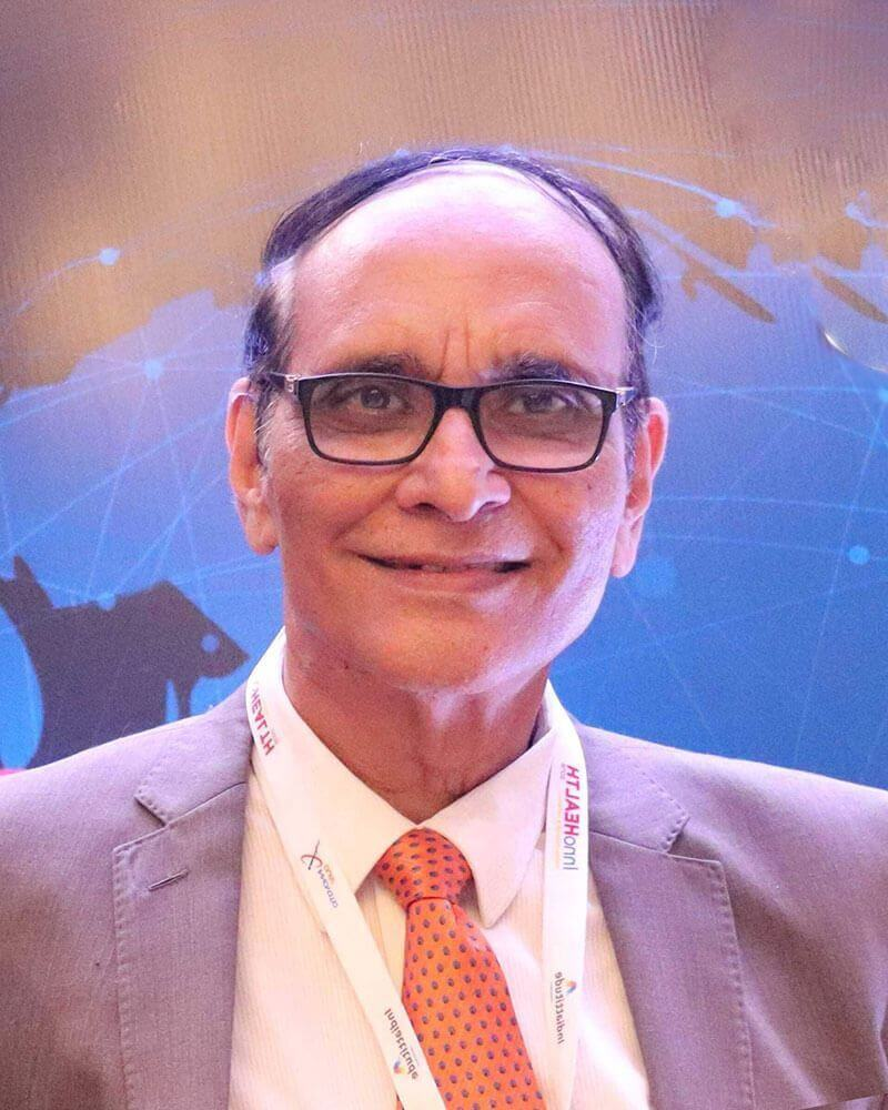 Dr.-V-K-Singh, Editor-in-Chief & MD, InnovatioCuris