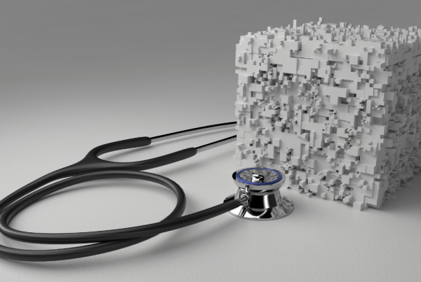 What is Estonia doing with Block chain in providing healthcare to its citizens