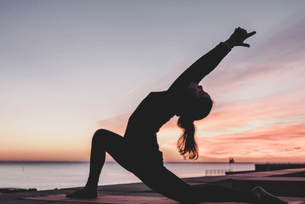 Yoga not only improves physical fitness, but it is something much more, it is means to achieve holistic health