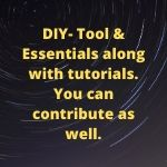Learn to DIY