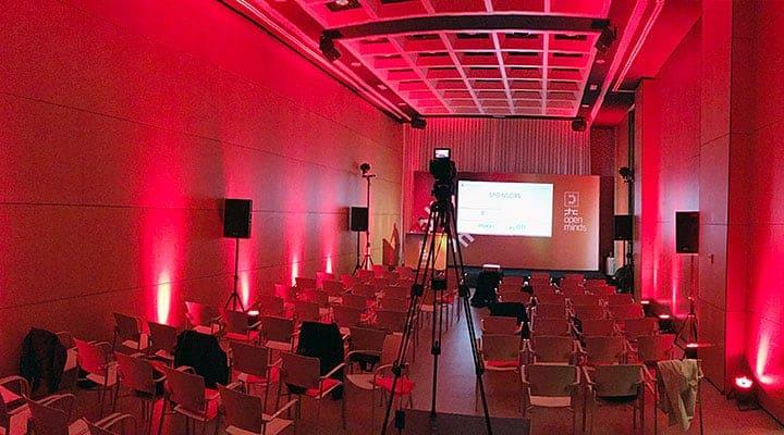 PHC Software | 6º Open Mind en el Hotel SILKEN | Puerta Madrid