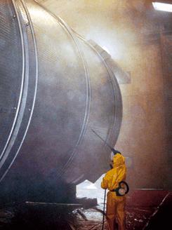 Beitsen van roestvast staal d.m.v. chemische oppervlaktebehandeling