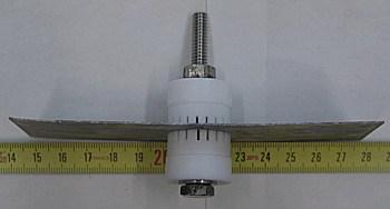 Afbeelding 2: spleetcorrosieproef (foto Belgisch Instituut voor Lastechniek).