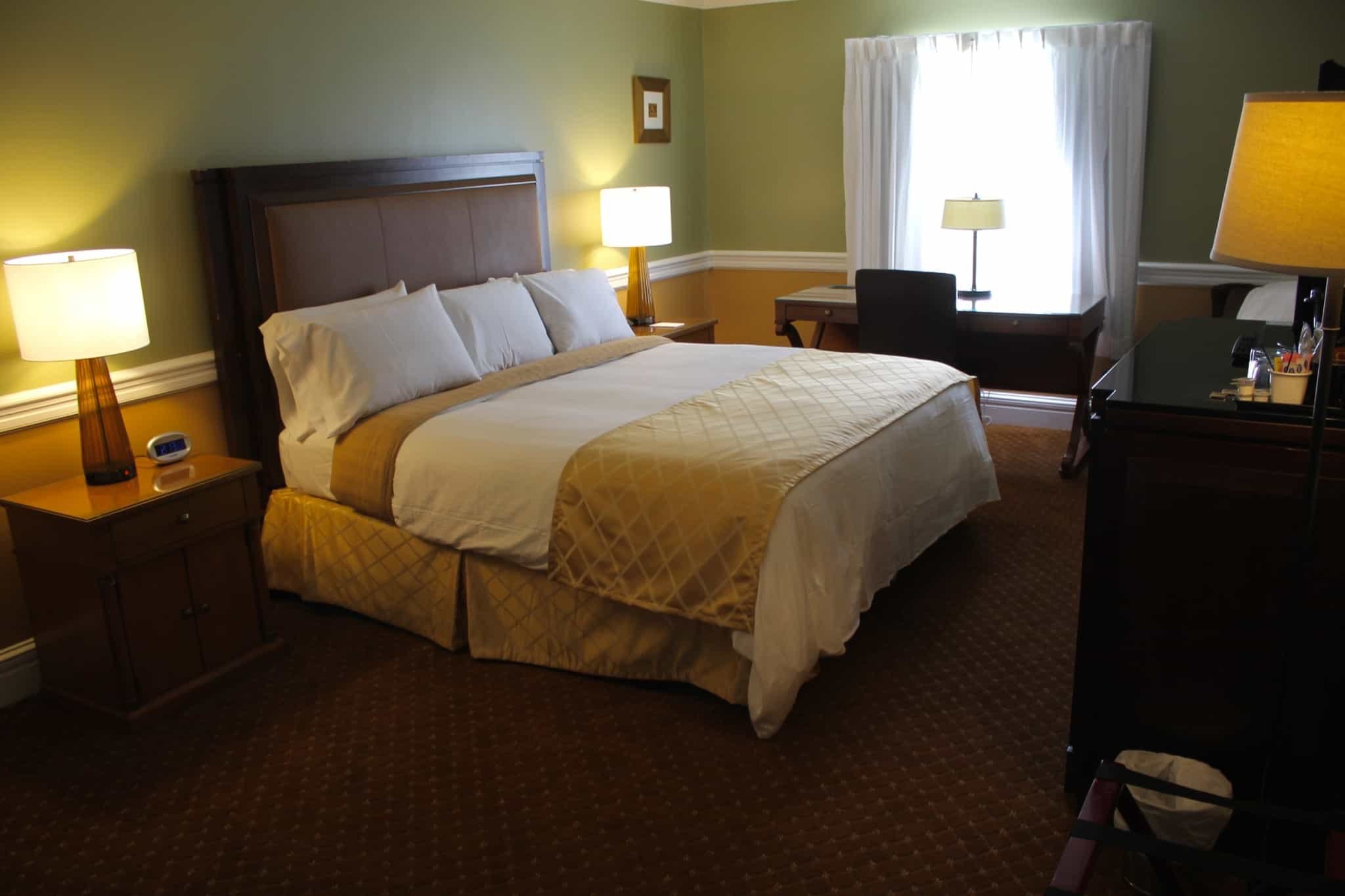 Uptown King Guest Room