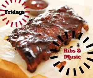 Ribs & Music