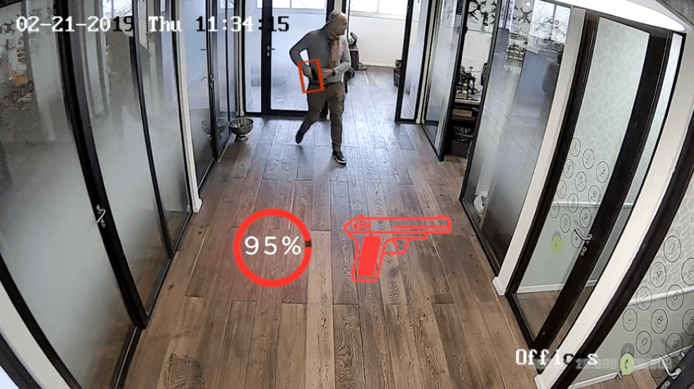 1702ai cctv weapon detection in smart buildings