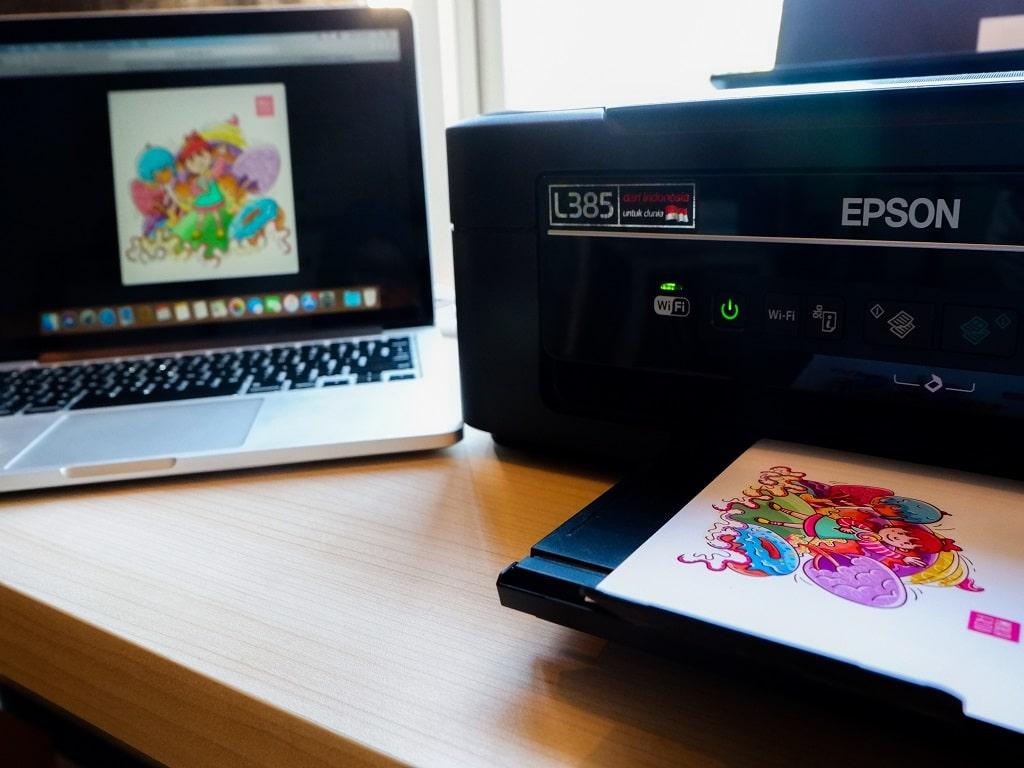 4 Tinta Anti Luntur Untuk Kebutuhan Percetakan Anda
