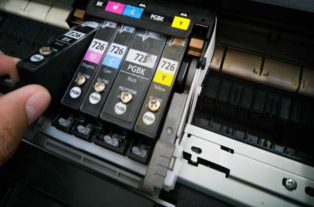 6 Jenis Tinta Printer Yang Harus Kamu Tahu