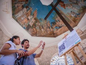 InnoPub, Smart, Basilica unveil historical markers at Magellan's Cross, Basilica Minore del Sto. Niño