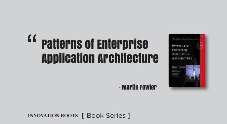 Patterns Of Enterprise Application Architecture Book Series Classy Patterns Of Enterprise Application Architecture