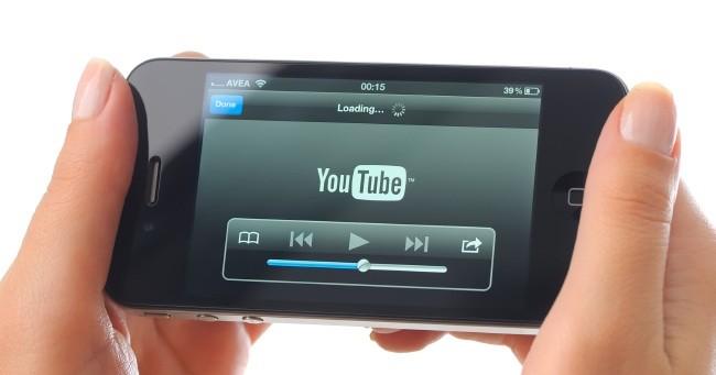 mobile-YouTube