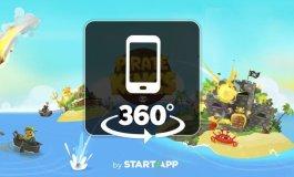 StartApp разработал 360° рекламу