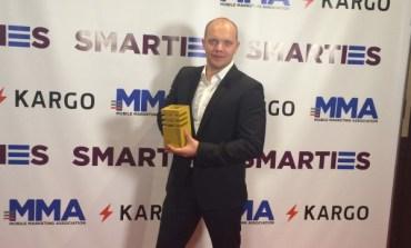 Золото MMA SMARTIES в копилке Brandtone и Unilever
