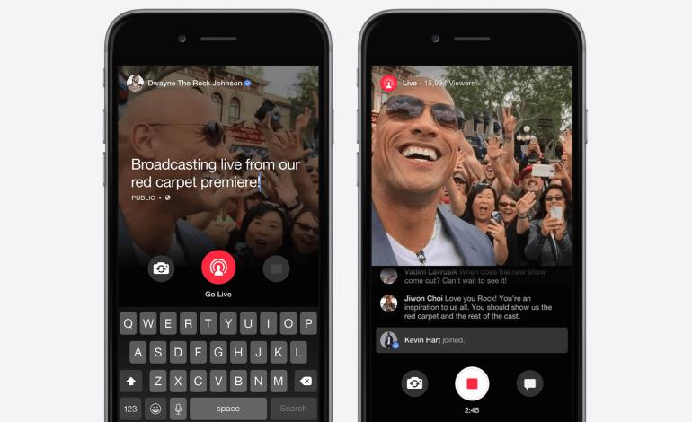 Что означает появление Facebook Live Video для маркетологов?