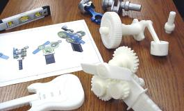 The Wonderful World of 3D PRINTING