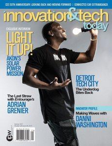 Akon, Innovation & Tech Today