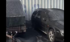 Black Snow in Siberia and the Consequences of Coal Pollution