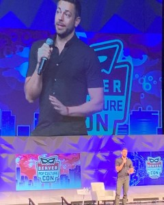 Zachary Levi, star of SHAZAM!
