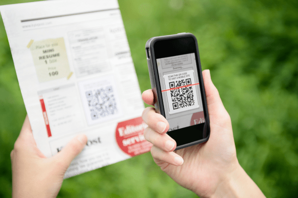 How to Scan QR Code in Android and iPhone | Innov8tiv